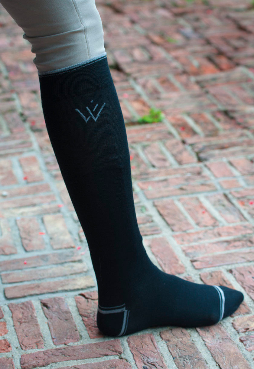 Bamboo Boot Socks Winston Equestrian